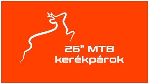 "Capriolo 26"" MTB kerékpár - Mountain bike"
