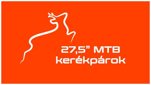 "Capriolo 27,5"" MTB kerékpár - Mountain bike"